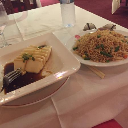 China Restaurant: Vegan food