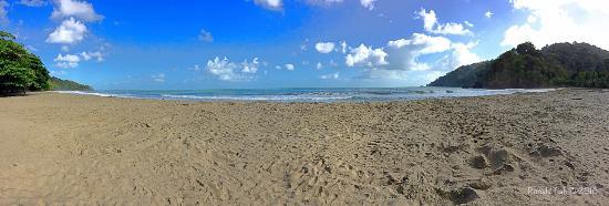 Costa Norte, Trinidad: Weekend at Le Grande Almandier