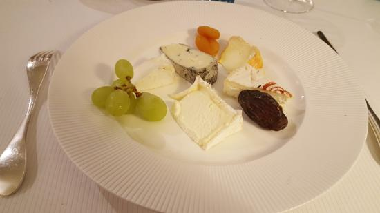 Busnes, Francia: Fromages