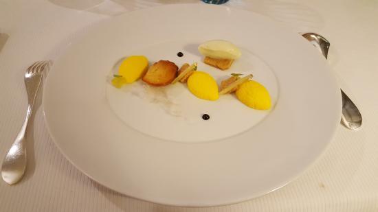 Busnes, Francia: Dessert