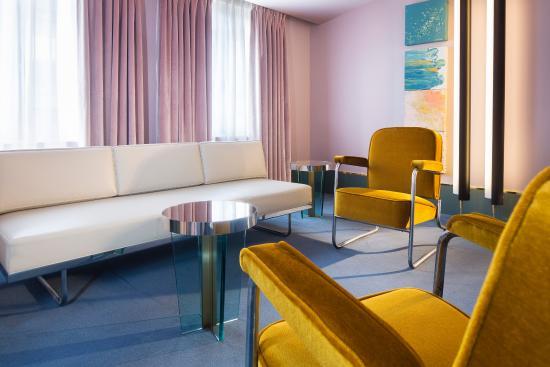 bar - picture of hotel saint-marc, paris - tripadvisor