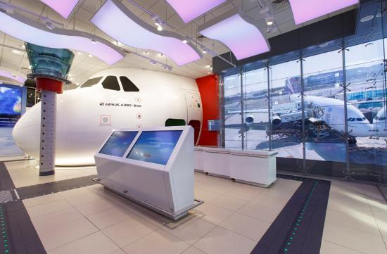 The Emirates Aviation Experience