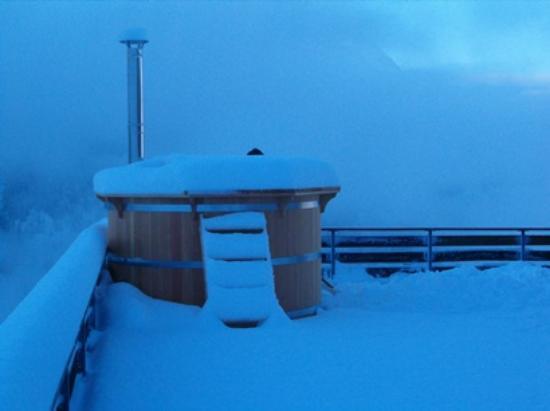 Lenk im Simmental, Ελβετία: Hot Pot