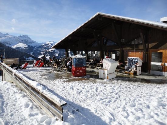 Lenk im Simmental, สวิตเซอร์แลนด์: Sonnenterrasse