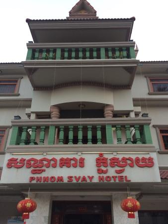 Phnom Svay Hotel