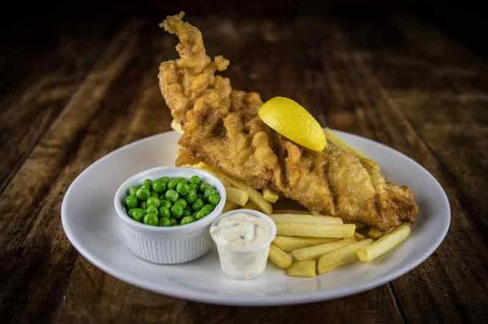 Drovers Inn and Pub: Fabulous Fish N cHIPS