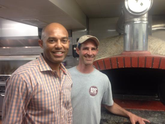 850 Degrees: A visit from Mariano Rivera