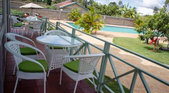 Balcony - Golden Palm Breeze Hotel Photo