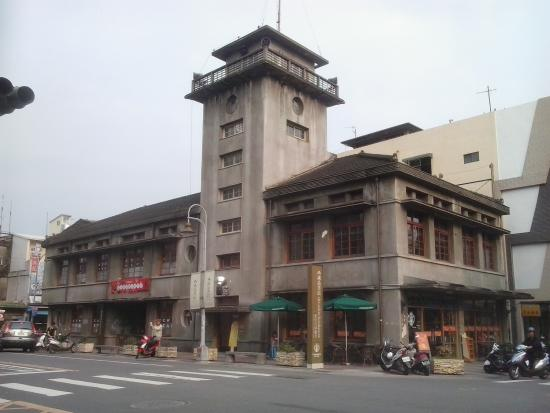 Huwei Contract Office Building