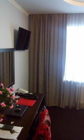 Дешёвая и уютная гостиница
