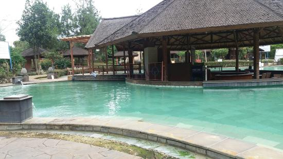 Quiet Nice Place Deep Inside Sari Ater Resort Review Of Ciater