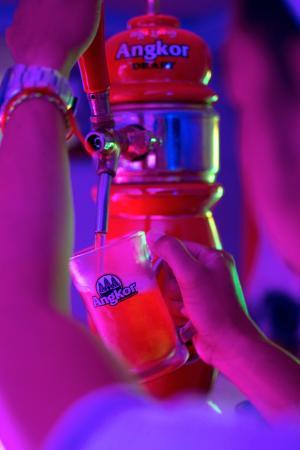 Pretty Woman Bar: Draft Beer