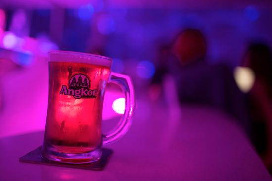 Pretty Woman Bar: Angkor Draft $1.50