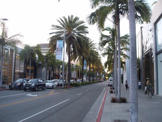 Beverly Hills, CA: la via