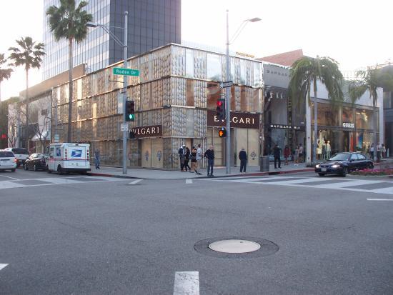 Beverly Hills, CA: negozi
