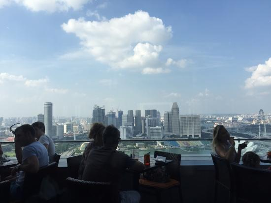 LeVeL 33: Beer with a view