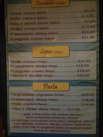Olas y Arena Restaurant : photo2.jpg