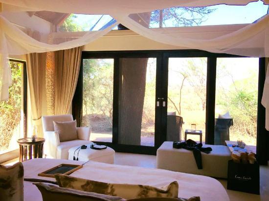 Obraz Lion Sands River Lodge