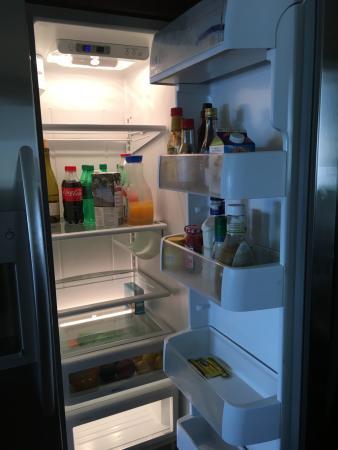 Sea Shore Allure: already in fridge when we arrived