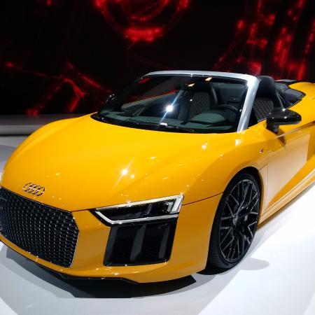 audi v10 picture of new york international auto show new york rh tripadvisor com