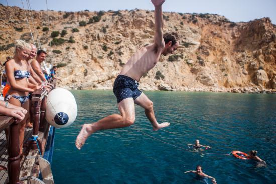 Νάξος, Ελλάδα: fun time