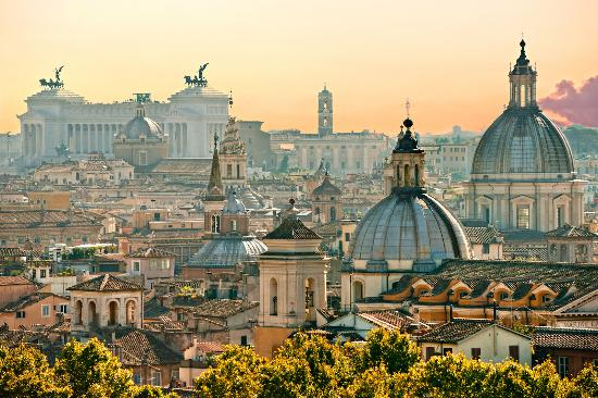 Travel Curious - Rome