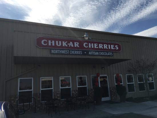 Chukar Cherries Prosser