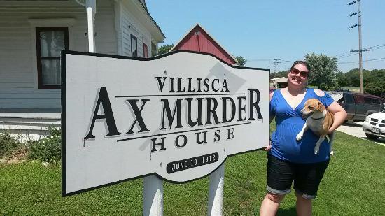 Villisca Axe Murder House: 20150802_135508_large.jpg