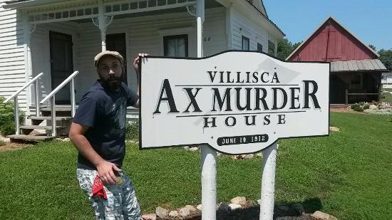 Villisca Axe Murder House: 20150802_131053_large.jpg