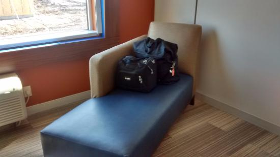 Spencer, Айова: Sitting area