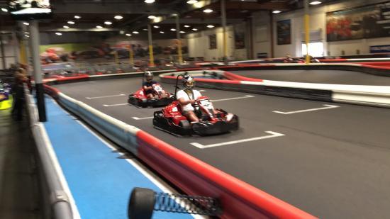 K1 racing irvine