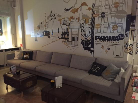 pyjama park hotel und hostel 2017 prices reviews. Black Bedroom Furniture Sets. Home Design Ideas