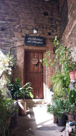 Robledillo De Gata, Spain: Puerta de entrada