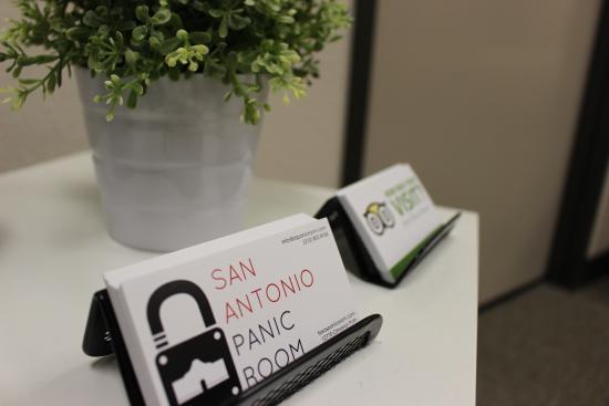 Business Cards Tripadvisor Cards Picture Of San Antonio Panic