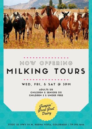 Dairy Farm Tours Colorado