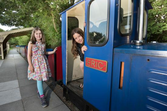 Lappa Valley Steam Railway - Newquay