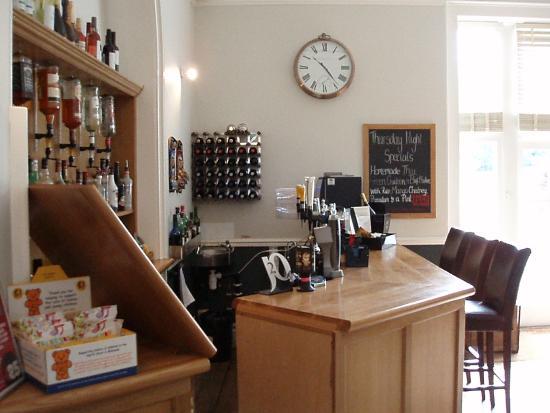 Sellack, UK: Bar