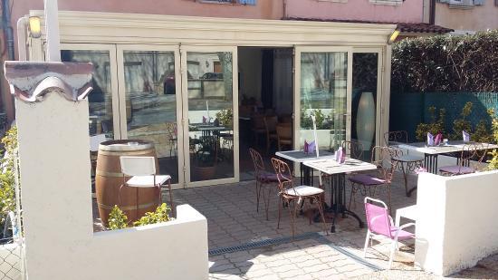 Restaurant Les Mûrennes