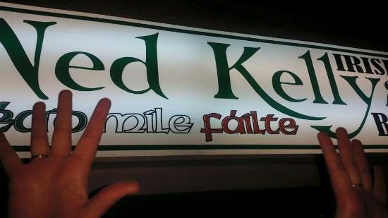 Ned Kelly's Irish Bar