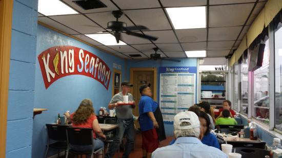 King Seafood Corpus Christi Restaurant Reviews Phone Number Photos Tripadvisor