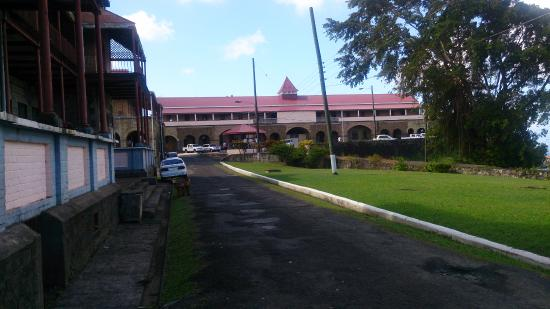 Morne Fortune: The University Of the West Indies