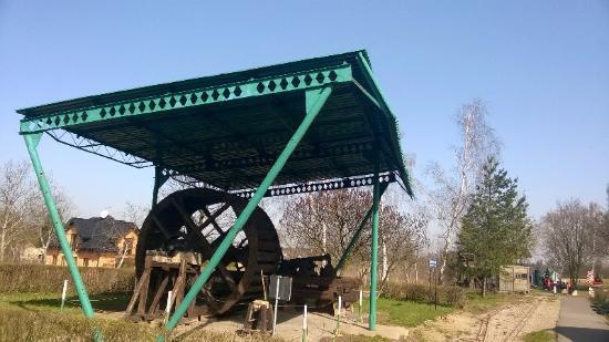 Tarnowskie Gory, Πολωνία: Zabytkowa Kopalnia Srebra koło wodne
