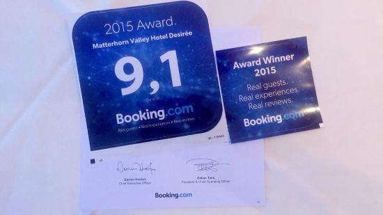 Matterhorn Valley Hotel Desiree: Check prices