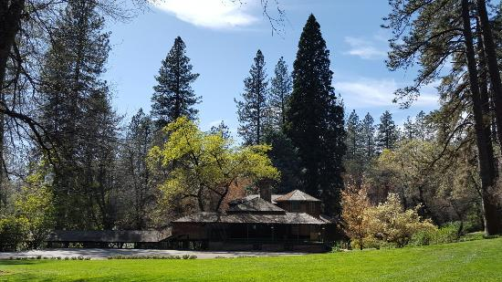 Grass Valley, Kalifornia: Empire Mine State Historic Park