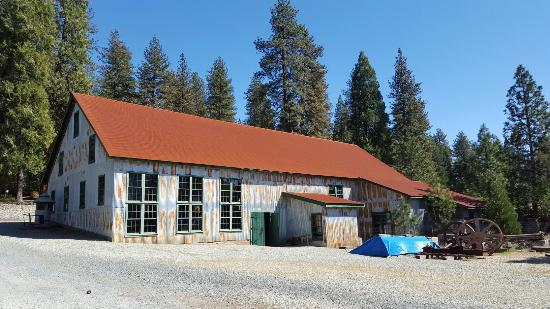 Grass Valley, Калифорния: Empire Mine State Historic Park