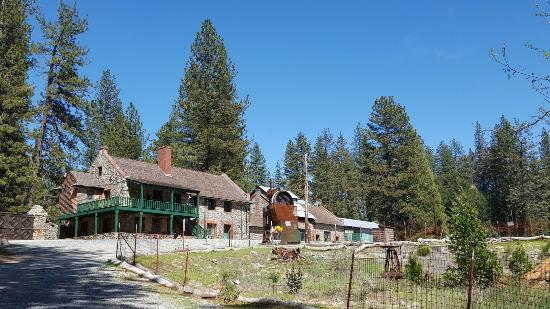 Grass Valley, Californië: Empire Mine State Historic Park