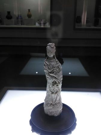 Wuzhou, China: พิพิธภัณฑ์เล็ก แต่น่าสนใจ
