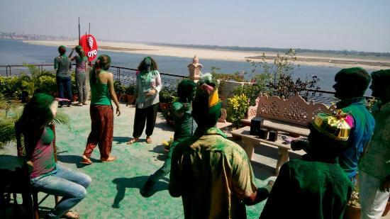 ganga monastery picture of ganga monastery varanasi tripadvisor rh tripadvisor com