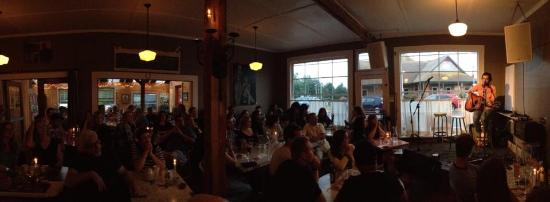 Mount Stewart, Canadá: Evening Performance