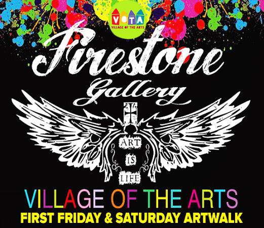 Bradenton, FL: Firestone Gallery First Friday